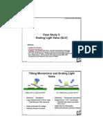 Case Study-GLV Display