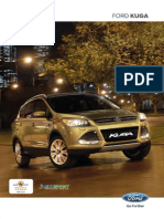 Ford Kuga Booklet