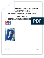 consumer behavior on soft drinks Concept of consumer attitude is one of the most important concepts in the study of consumer behavior many firms are of the consumer towards soft drinks.