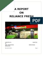Reliance Rishi Report
