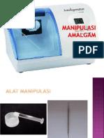 Manipulasi Amalgam