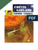 Curtis Garland - Asesino cósmico