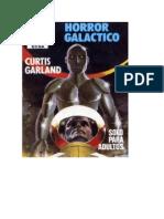 Curtis Garland - Horror Galáctico