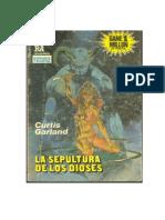 Curtis Garland - La Sepultura de Los Dioses