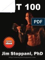 Jim Stoppani Hiit 100 Workout & Six-Week Training