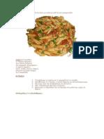 Light συνταγή για κόκκινη σάλτσα για μακαρονάδα