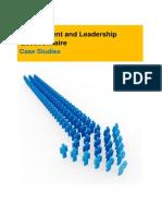 2012 MLQ30 Case Studies
