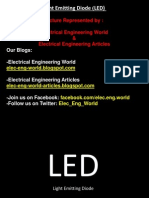 LED (Elec Eng World.blogspot.com)