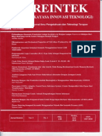 Jurnal Raintek, Vol 5 No 1, Juni 2010, Halaman 22 - 27.