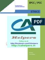 Ipcc & Pcc Ethics