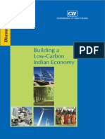CII - Building a Low-Carbon Indian Economy