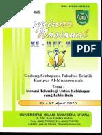 Prosiding Ke -II Ft.uisu, April 2010, No Daf Isi 21, Hal 135-142