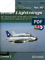 British Lightnings [Airdoc PostWWII 10]
