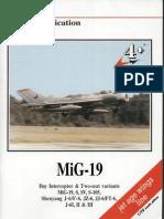 Mikoyan MIG-19[Aviation] - [4+ Publication]