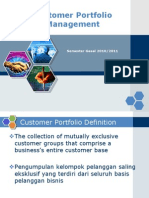 6 Customer Portofolio Management