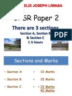 Klinik Upsr 2008 (Paper 2)