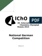 German Problems 2013