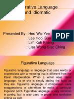 Figurative Language and Idiomatic
