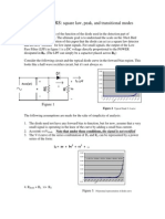 Microsoft Word - Square Law Detectors Revised