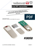Illustrated Assembly Manual k8058
