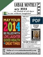 Costambar Monthly January 2014