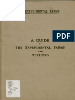 A Guide to the experimental farms and stations (1912)