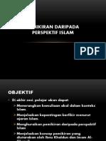 Pemikiran Daripada Perspektif Islam
