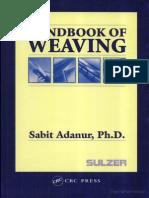 Hand Book of Weaving