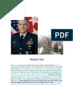 Wesley Clark & More