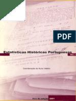 estatísticas históricas portuguesas