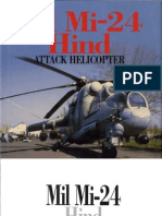 Mil Mi-24 Hind Attack Helicopter