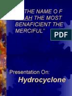 Hydro Cyclone