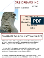 political impact of tourism in singapore