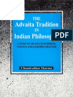 The Advaita in Indian Philosophy