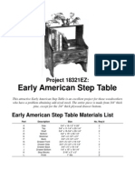 EZEarlyAmericanStepTable