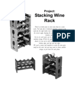 EZStacking Wine Rack