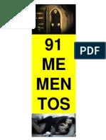 91 Mementos