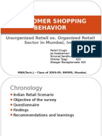 Customer Shopping Behavior