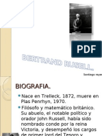 Bertrand Rusell