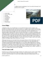 Watercraft - Wikipedia, The Free Encyclopedia