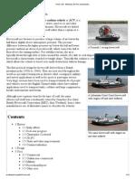 Hovercraft - Wikipedia, The Free Encyclopedia