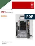 PhysioControl Lifepak 15 Defibrillator - Service Manual