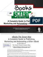 Blog-eBooks the Smart Way Pat Flynn