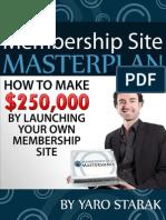 Blog Masterplan Yaro Starak