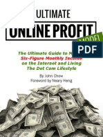 Blog-The Ultimate Guide-John Chow