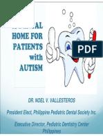 A Dental Home for PWAs 131027