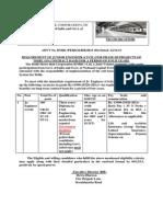 Delhi Metro Jr Engineer Posts