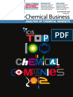Top 100 Chemical Companies 2012
