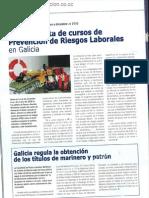 Cursos de PRL en a Aixola