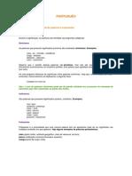 PORTUGUÊS - Significado contextual de palavras e expressões